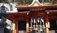 雷神社(横須賀市) - 12人の乙女たちが落雷被害を回避、樹齢400年のイチョウの御神木
