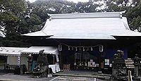 諫早神社 - 奈良期創建、龍造寺家から崇敬された「お四面さん」、菩薩お手植えのクス群