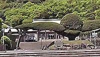 照国神社 - 「六月灯」が有名 「日の丸」の発案者で、薩摩藩主島津斉彬を祀る