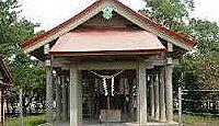 鹿児島神社(垂水市) - 通称は下宮神社、鹿児島神宮の境界示す末社、枚聞神社からの勧請