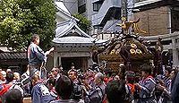 椙森神社 - 太田道灌が伏見稲荷を、吉川惟足が恵比寿を勧請、3年に一度の大神輿渡御