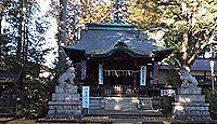和泉熊野神社 東京都杉並区和泉
