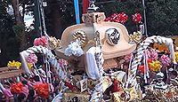 高岳神社 - 播磨国五宮、武門の崇敬厚い、干満と共に満ち引きする蛤岩は福徳長寿の霊岩
