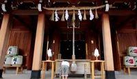 丹生川上神社上社 - 比定が二転三転したが、縄文期からの聖地、龍神祀る水の神