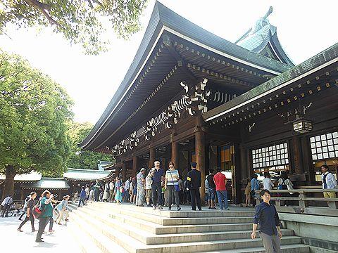 東京都の神社のキャプチャー
