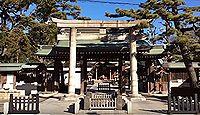 六郷神社(大田区) - 六郷一円の総鎮守である八幡宮、八幡三神のうち二柱が去る伝承