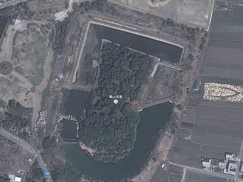 巣山古墳(奈良県・北葛城郡) - 馬見古墳群の最大規模の前方後円墳は全国33位の大きさのキャプチャー