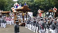 野々宮神社 大阪府堺市中区深井清水町のキャプチャー