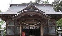 穂積阿蘇神社 - 平安期に阿蘇神社を勧請して創建した砥用郷の総鎮守、社殿は江戸中期