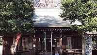 高松八幡神社 東京都練馬区高松のキャプチャー