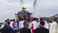 聖母宮 - 壱岐国二宮、神功皇后の三韓征伐、清正の奉納 半島と風に縁のある古社