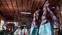 重要無形民俗文化財「都々古別神社の御田植」 - 稲作過程を疑似的に演じる、福島のキャプチャー