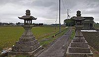 石田神社 京都府八幡市岩田里