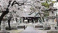 名木林神社 - 元伊勢「伊久良河宮」の候補地、地名の「大森」の元となった社名かも