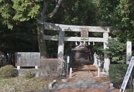 川田神社 滋賀県湖南市正福寺のキャプチャー