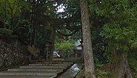 井波八幡宮 富山県南砺市井波