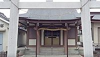 亀出神社 東京都江東区大島のキャプチャー