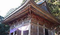 高根神社 静岡県浜松市浜北区尾野のキャプチャー