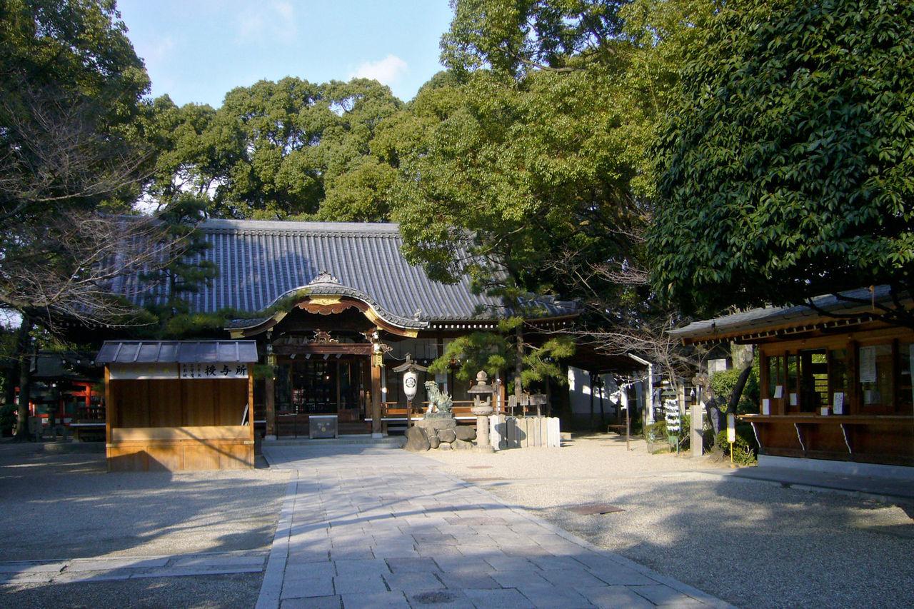 杭全神社   - Wikipedia