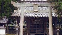 加都良乃神社 兵庫県多可郡多可町中区天田
