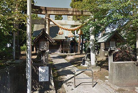 日宮神社 富山県富山市黒瀬北町のキャプチャー