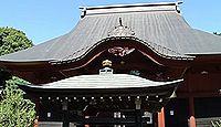日吉神社 東京都昭島市拝島町のキャプチャー