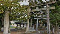幡生神社 石川県小松市吉竹町