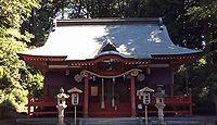八幡神社 東京都八王子市元八王子町