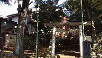 出世稲荷神社 東京都練馬区旭町のキャプチャー