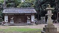 志貴御県坐神社 奈良県桜井市三輪金屋のキャプチャー