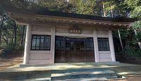 赤王神社 静岡県三島市北沢