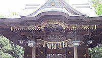 白旗神社 神奈川県藤沢市藤沢のキャプチャー
