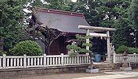 加平天祖神社 東京都足立区加平のキャプチャー