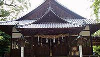 保内八幡神社 愛媛県西条市円海寺