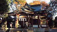 大泉氷川神社 東京都練馬区大泉町のキャプチャー