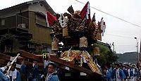 大津神社 兵庫県西脇市島のキャプチャー