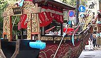 諏訪神社(四日市市) - 東海道屈指の諏訪明神祭と評された、10月に四日市祭として継承