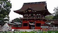 伊賀八幡宮 - 松平氏が創建し徳川家康・家光が拡張した岡崎の八幡なのに「東照大権現」