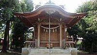 清水神社 東京都東大和市清水のキャプチャー