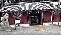 国宝「桜井神社拝殿」(大阪府堺市南区)のキャプチャー