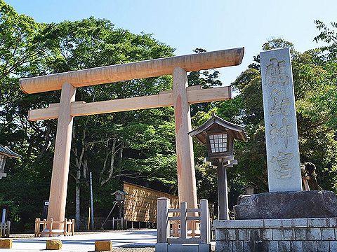 茨城県の神社のキャプチャー