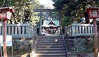 安房神社 栃木県小山市粟宮