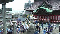 白山神社 新潟県新潟市中央区沼垂東のキャプチャー
