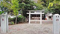 糀屋氷川神社 東京都足立区鹿浜のキャプチャー