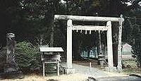 月間神社 静岡県賀茂郡南伊豆町手石