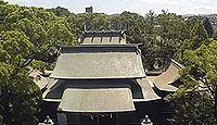 飛幡八幡宮 - 鎌倉期の創建、江戸期には黒田家の祈願所、戸畑祇園大山笠で知られる
