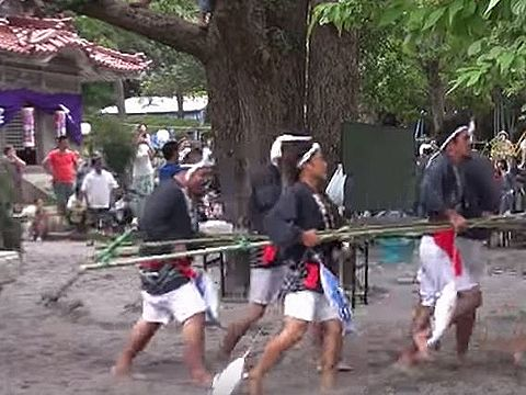 東京都の重要無形民俗文化財