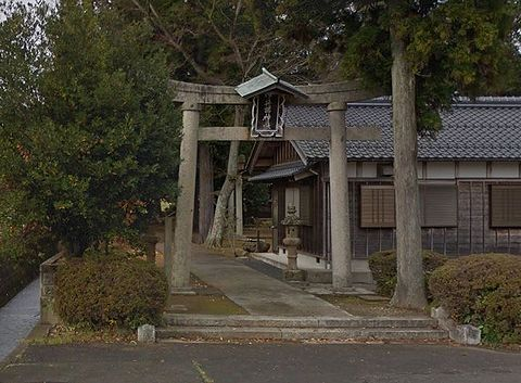 伊弉諾神社 福井県大飯郡高浜町小和田のキャプチャー