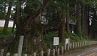 親都神社 群馬県吾妻郡中之条町五反田のキャプチャー
