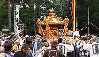 永山神社 北海道旭川市永山4条のキャプチャー
